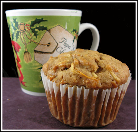 Morning Glory Muffins — Jumbo Size