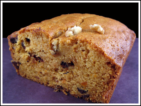sweet potato chocolate chip bread