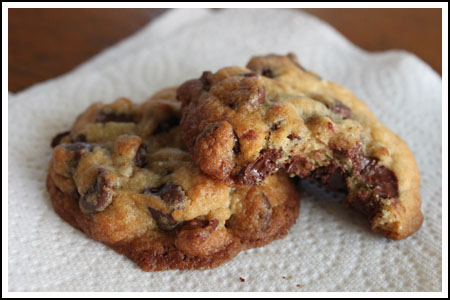 Cakey chocolate cookies recipe