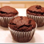 Hair of the Dog Bourbon Chocolate Muffins
