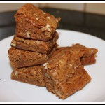 Stay-Fresh Butterscotch Bars