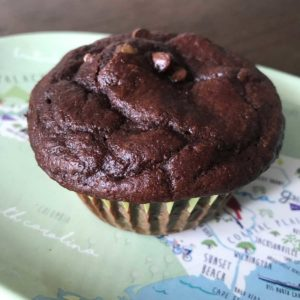 Reduced Fat Chocolate Muffins