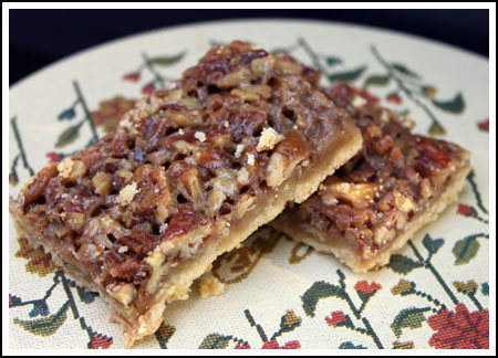 maple pecan bar
