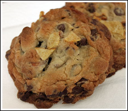 Compost Cookie Recipe on Regis and Kelly