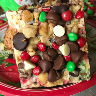 Seven Layer Magic Hello Dolly Bars