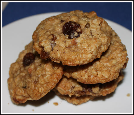 Top 5 Oatmeal Cookies for National Oatmeal Cookie Day