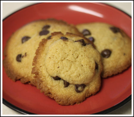 brown edge chocolate chip