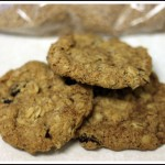 Crunchy Oatmeal Cookies with Wheat Germ — An Awesome Recipe