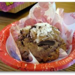 Disney German Chocolate Cookie