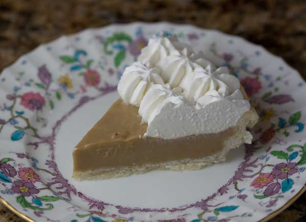 """Best for Now"" Butterscotch Pie Recipe"