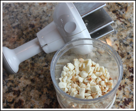 pampered chef chopper