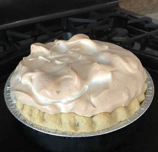 Fool-Proof Lemon Meringue Pie