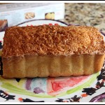 Citrus Almond Pound Cake