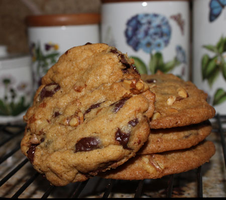 big top chef chocolate chunk cookies