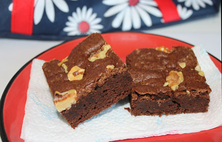 Perfect Recipe Baking Book — Murray Jaffe's Perfect Brownies