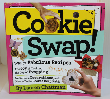 Cookie Swap!  A New Book by Lauren Chattman