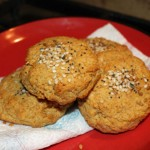 Cornmeal-Maple Biscuits