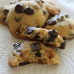 Honey Maple Chocolate Chip Cookies