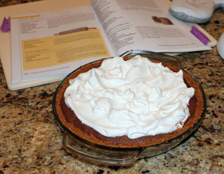 Farmer's Almanac Prize Winning Fudge Pie