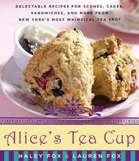 Alice's Tea Cup Cookbook Review