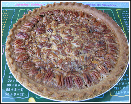 Pecan Pie With Browned Butter