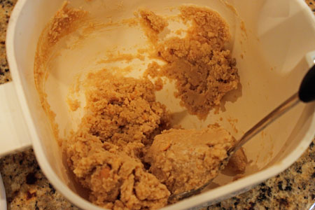cashew cookie dough