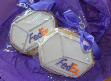 Fed Ex Tips on Shipping Cookies
