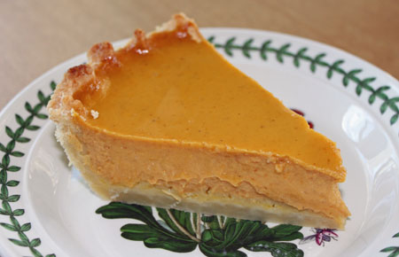 Best Yet Pumpkin Pie – James