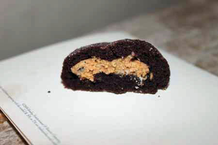 Reese's in the Middle Cookie