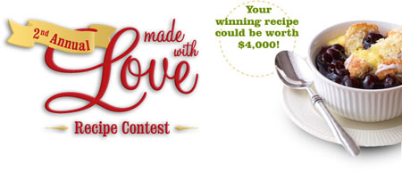 Lucky Leaf Made with Love Contest