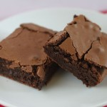 New bittersweet brownies