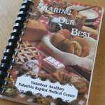 Palmetto Auxillary Cookbook