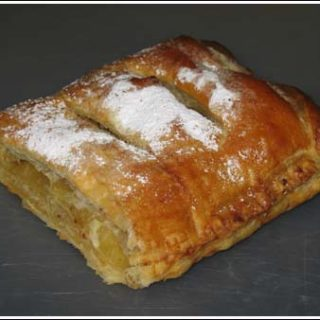 An Easy French Pastry – Galette des Rois