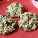 Skor Bar Oatmeal Cookies