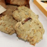 Buttery Oatmeal Cookies
