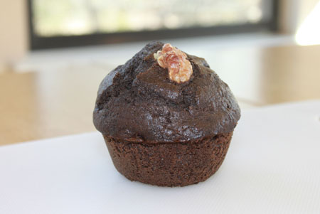 Spiced Cocoa Muffins Chocolate Muffin