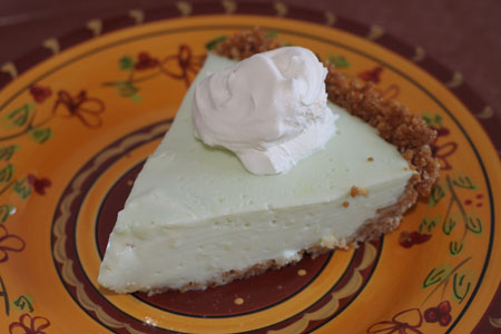 Cook's Country Key Lime Pie