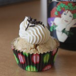 Irish Cream Chocolate Chip Cupcakes