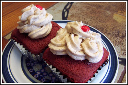 Red Velvet Cupcake Comparisons