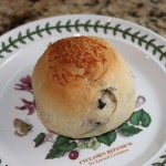 asiago olive roll