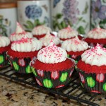 Red Velvet Cupcakes From Throwdown Episode