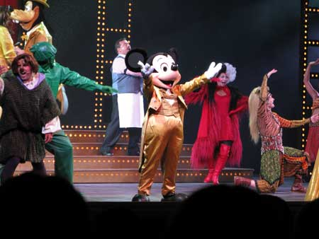 Show on Disney Dream