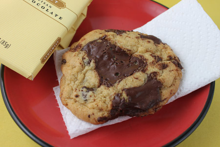 Harry's Roadhouse Chocolate Chip Cookie