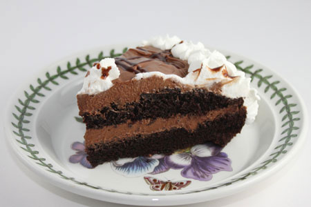Scratch Irish Cream Cake