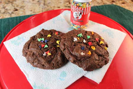 Cookie recipes with sprinkles