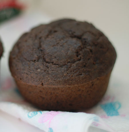 Chocolate Ricotta Muffins Cookie Madness