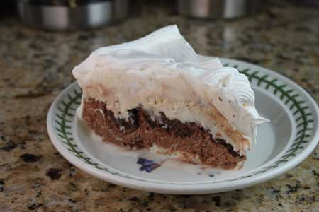 picture of ice cream cake from food network