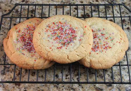 Potbelly Sugar Cookie Clones