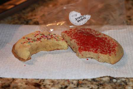 Potbelly Sugar Cookie