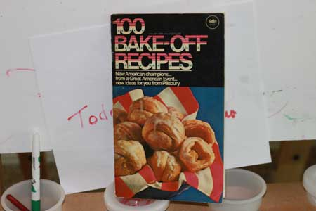 old bake-off book